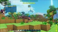 《方块方舟世界》新手教学视频01进游戏该怎么做