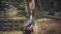 《怪物猎人世界》全武器连招视频教学07.长枪
