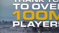 【游侠网】《使命召唤:战区》玩家数破1亿感谢视频
