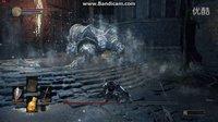 黑暗之魂3,细剑基本无伤冷冽谷的波尔多(冰狗),三代刺剑依旧强大
