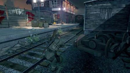 《狙击精英V2重制版》实况流程视频12.九。火箭发射场