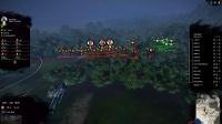 《全面战争:三国》骑兵的背冲与侧冲-400vs1200