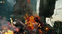 《战神4》新手向中等难度剧情流程视频攻略5