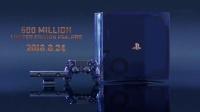 【游侠网】索尼推PS系列销量破5亿限量PS4