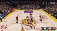 布鲁【NBA2K16】MC生涯模式 新秀拿三双!圣诞大战科比湖人VS快船(六)