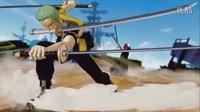 尊榊【海贼王无双3】动漫向剧情迅猛式S评分攻略1-3章 鹰眼与索隆