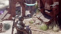 《Halo 5 Guardians》光环5:守护者 剧情流程攻略解说07 士官长的传奇生涯【HOME键】