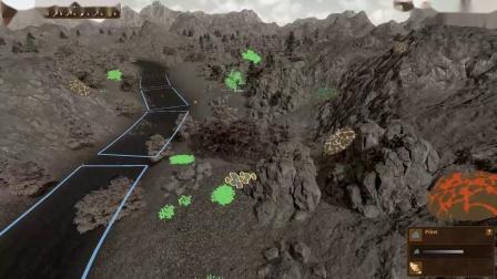 《人类黎明》娱乐实况视频攻略合集1.旧石器时代-打猎、捕鱼、晒皮、晒肉、驯化狗、骨质工具