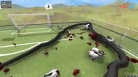 《野兽战斗模拟》游戏实况解说视频合集第九章30个金刚 VS 5条远古巨蟒