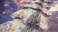 《怪物猎人世界》盾斧技巧视频教学01.技巧教学