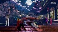 《街头霸王5》神月卡琳预告