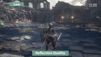 《黑暗之魂3》PC版高低画质对比