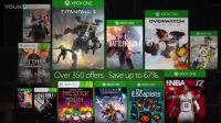 【游侠网】Xbox商店打折
