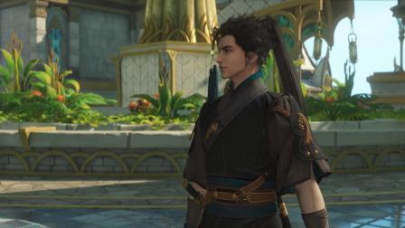 《古剑奇谭三》困难模式 战斗+支线+剧情流程 第三期