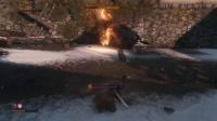 《只狼:影逝二度》一周目boos战合集6.火牛
