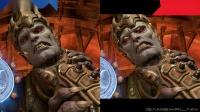 【游侠网】《毁灭战士:永恒》画面Switch vs PS4 Pro