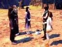 【紫雨carol】《轩辕剑外传:穹之扉》【第七回:分道扬镳】