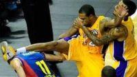 NBA2K17-球场!禁止!暴力!-生涯模式13