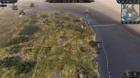 《全面战争传奇:不列颠王座》全流程实况解说视频合集第7集-东昂格鲁覆灭