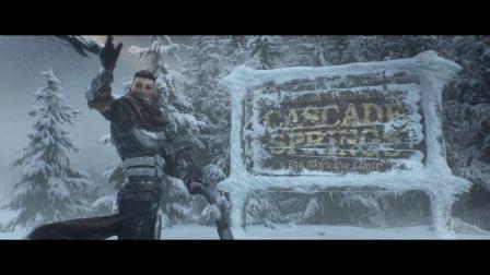 《拾荒者》:开放世界合作竞技 冰雪星球废土生存