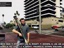《GTA5》全武器获得作弊教程