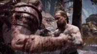 《战神4》通关视频解说合集EP02-前往山顶