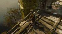 """【游侠网】《巫师3:狂猎》""""血与酒""""DLC彩蛋(《黑暗之魂》)"""