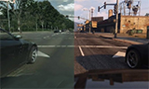《GTA5》真实世界画质滤镜